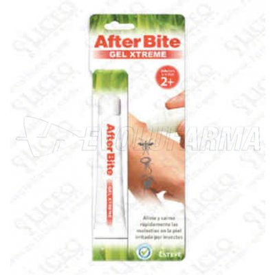 AFTER BITE GEL XTREME. Envase 20g