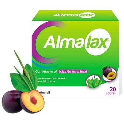 ALMALAX 3 G 20 SOBRES