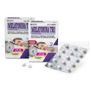 ANGELINI MELATONINA TRI. 30 Comprimidos