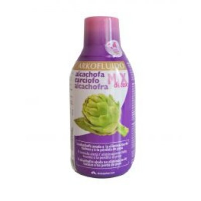 ARKOFLUIDO ALCACHOFA MIX DETOX 280 ML