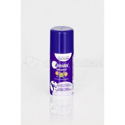 ARNIDOL SPRAY GLACIAL. Bote de 150ml.