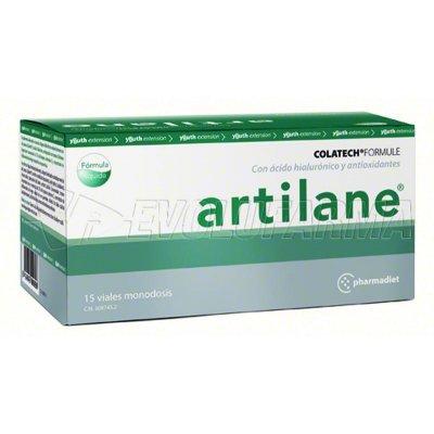 ARTILANE. 15 Ampollas.