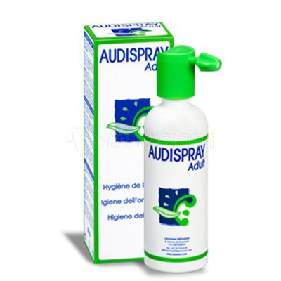 AUDISPRAY ADULT PULVERIZADOR. 50 ml