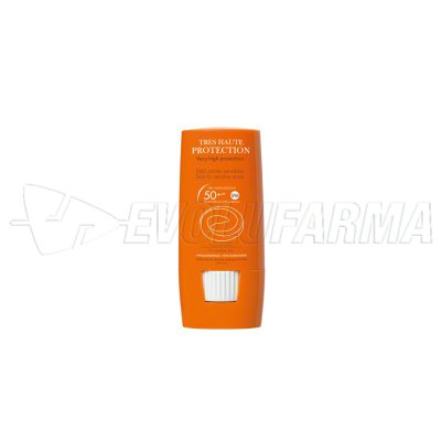 AVENE STICK ZONAS SENSIBLES - SPF 50+ - Stick 8 g.