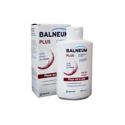 BALNEUM PLUS GEL DE DUCHA 500 ML