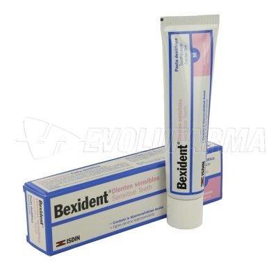 BEXIDENT DIENTES SENSIBLES. Tubo de 75 ml.