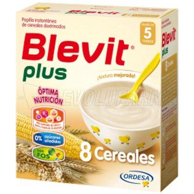 BLEVIT PLUS 8 CEREALES, 1000g