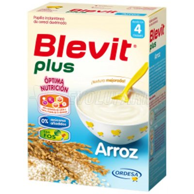 BLEVIT PLUS ARROZ, 300g
