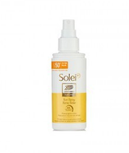 BOOTS LABORATORIES SUN CARE SOLEISP SPRAY SOLAR INFANTIL FPS 50+ 150 ML