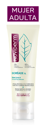 BOREADE EMULSION ALISANTE  40 ML