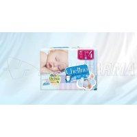 CHELINO FASHION & LOVE PAÑAL INFANTIL TALLA 4 (9 - 15 KG),  36 Pañales