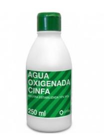 CINFA AGUA OXIGENADA REFORZADA 250 ML