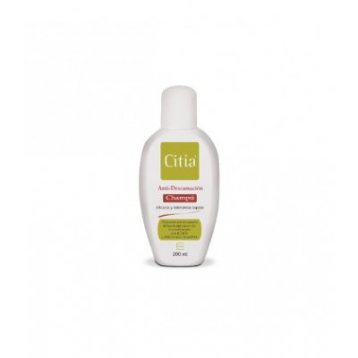 CITIA CHAMPU ANTI DESCAMACION 200 ML