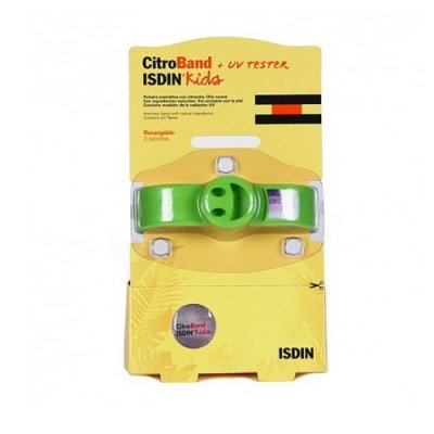 CitroBand Isdin kids uv tester