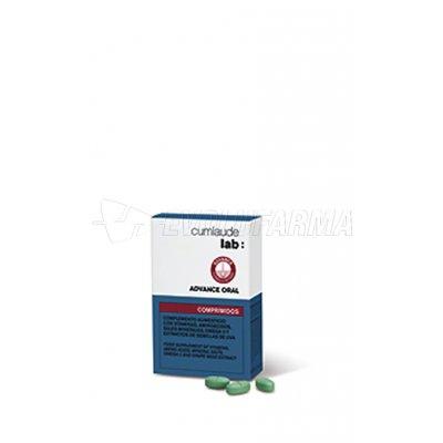CUMLAUDE ADVANCE ORAL. 30 comprimidos