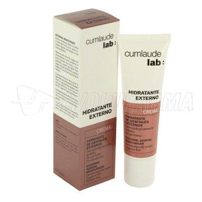 CUMLAUDE HIDRATANTE EXTERNO. 30 ml