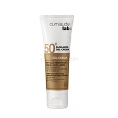 CUMLAUDE SUNLAUDE SPF 50+ GEL-CREMA FACIAL. 50 ml