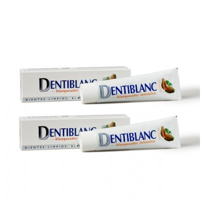 DENTIBLANC BLANQUEADOR INTENSIVO PASTA DENTAL  DUPLO 100 ML