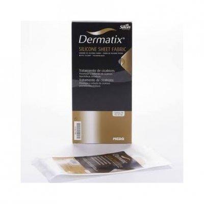 DERMATIX LAMINA SILICONA CLEAR 4 X13 CM