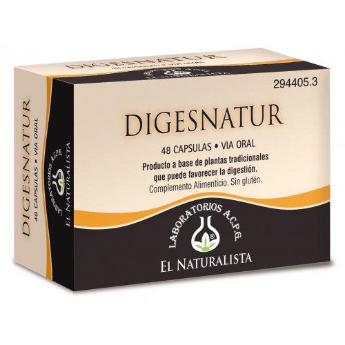 DIGESNATUR  EL NATURALISTA  48 CAPS