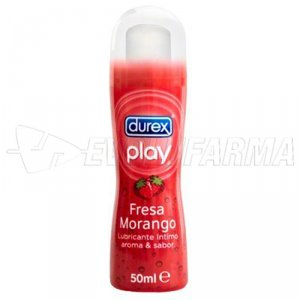 DUREX LUBRICANTE PLAY FRESA. 50 ml