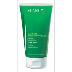 ELANCYL GEL EXFOLIANTE TONIFICANTE. Tubo de 150 ml.