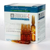 ENDOCARE C PROTEOGLICANOS OILFREE.  30 ampollas 2 ml