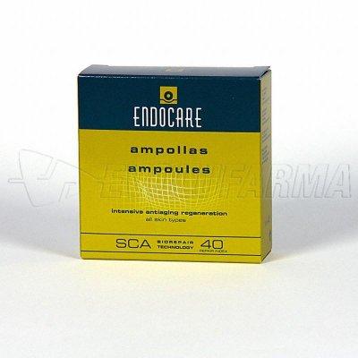 ENDOCARE FLASHREPAR. 7 Ampollas