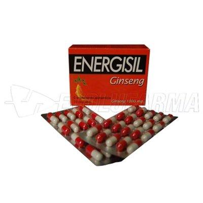 ENERGISIL 1000 MG. 30 cápsulas