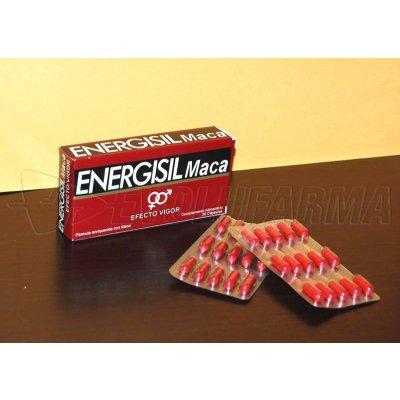 ENERGISIL MACA. 30 cápsulas