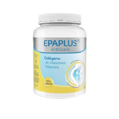 EPAPLUS COLAGENO + HIALURONICO + MAGNESIO  VAINILLA 325 G