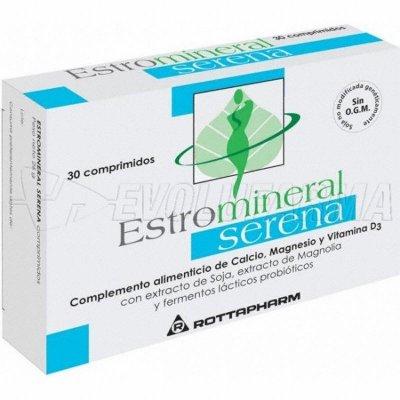 ESTROMINERAL SERENA. 30 Comprimidos
