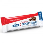 ETIXX ENERGY SPORT BAR CHOCOLATE. 40 g