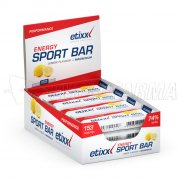 ETIXX ENERGY SPORT BAR LEMON. 12 Barras x 40 g