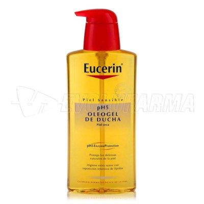 EUCERIN OLEOGEL DUCHA PH5. 1000 ml