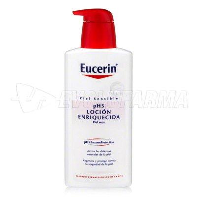 EUCERIN PH5 SKIN-PROTECTION LOCIÓN ENRIQUECIDA. 1 Litro