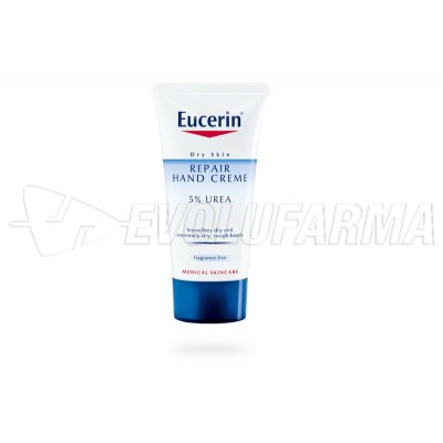 EUCERIN REPAIR PIEL SECA CREMA DE MANOS 5% UREA. 75 ml