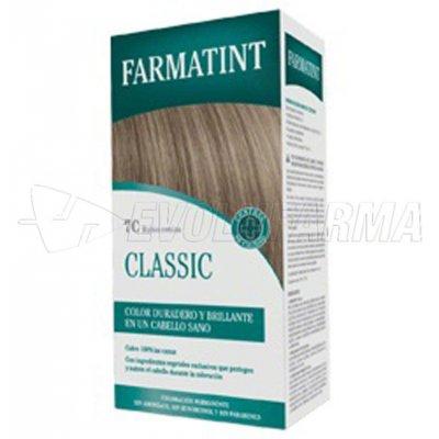 FARMATINT CLASSIC TINTE CENIZA 7C RUBIO CENIZA. 135 ml