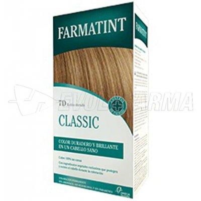 FARMATINT CLASSIC TINTE DORADO 7D RUBIO DORADO. 135 ml