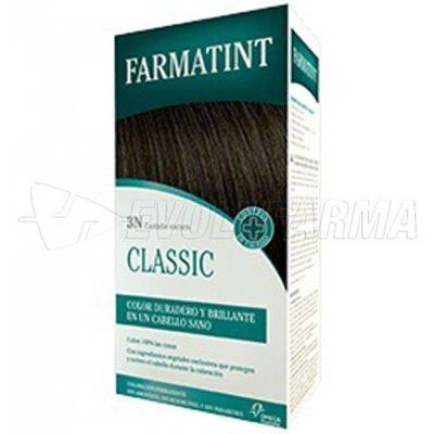 FARMATINT CLASSIC TINTE NATURAL 3N CASTAÑO OSCURO. 135 ml