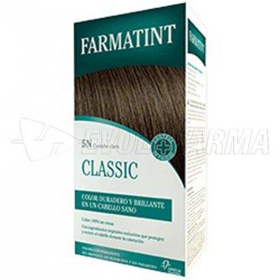 FARMATINT CLASSIC TINTE NATURAL 5N CASTAÑO CLARO. 135 ml