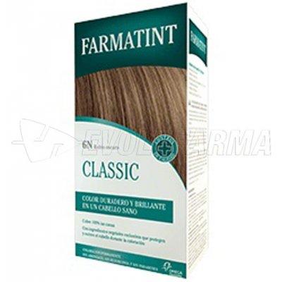 FARMATINT CLASSIC TINTE NATURAL 6N RUBIO OSCURO. 135 ml
