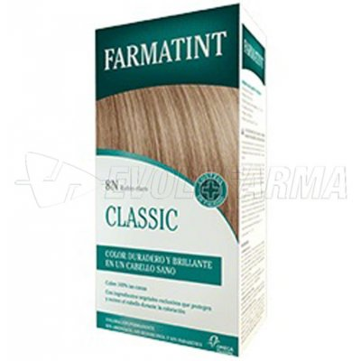FARMATINT CLASSIC TINTE NATURAL 8N RUBIO CLARO. 135 ml