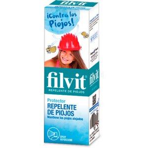 FILVIT PROTECTOR REPELENTE DE PIOJOS. 125 ml
