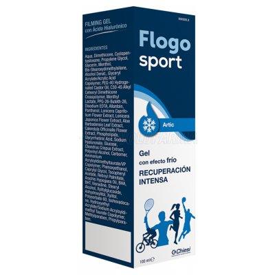FLOGOSPORT ARTIC GEL EFECTO FRIO RECUPERACIÓN INTENSA. 100 ml