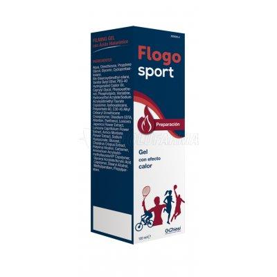 FLOGOSPORT PREPARACIÓN GEL EFECTO CALOR. 100 ml