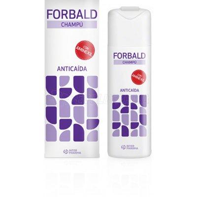 FORBALD CHAMPÚ ANTICAÍDA. Envase de 250 ml.