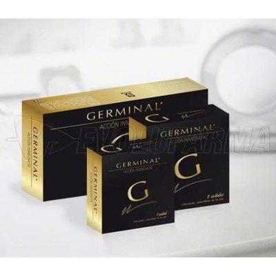 GERMINAL ACCIÓN INMEDIATA AMPOLLAS. 1 ampolla de 1,5 ml