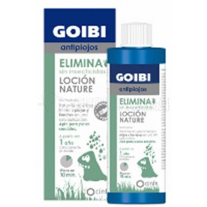 GOIBI ANTIPIOJOS ELIMINA LOCION NATURE. 200 ml