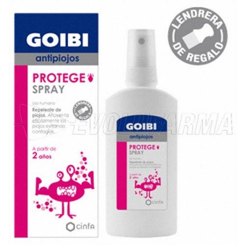 GOIBI ANTIPIOJOS PROTEGE SPRAY. 125 ml